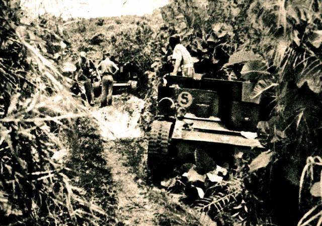War in Malaya