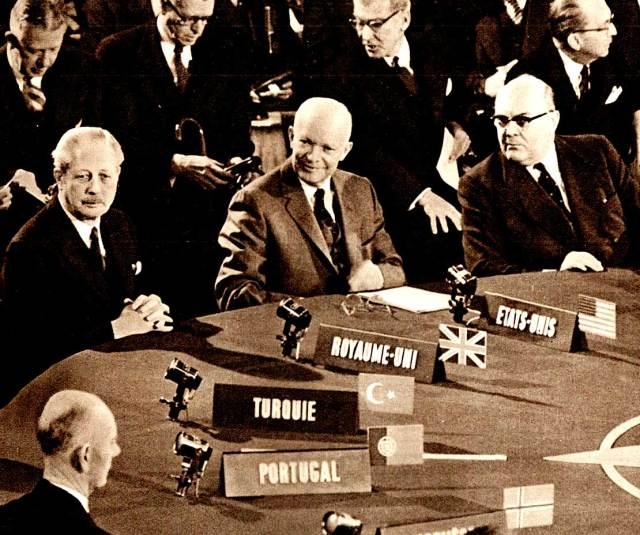 President Eisenhower and NATO