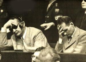 Nuremberg Trials - 1945
