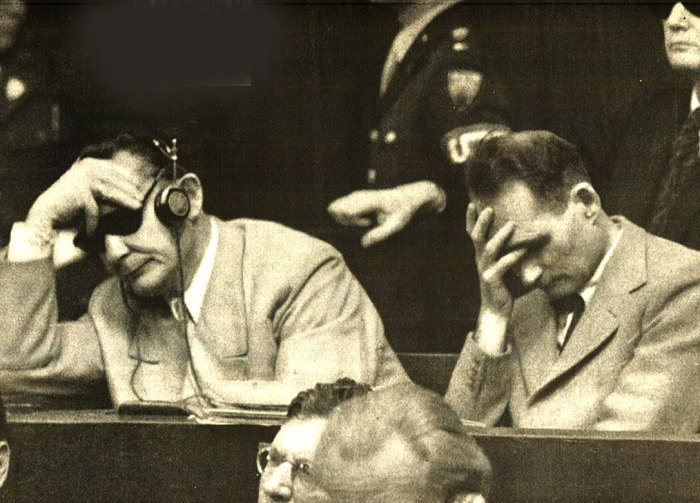 Nuremberg Trials - 1945