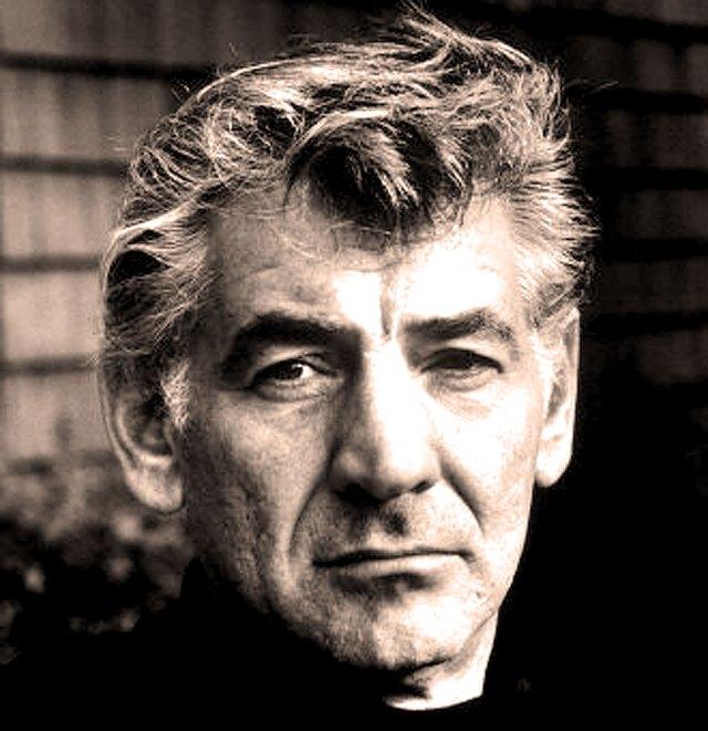 Leonard Bernstein - Another legendary concert this week.