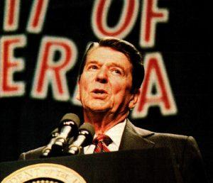 January 29, 1984 - Pres. Reagan