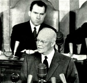 President Eisenhower - State Of The Union - 1960