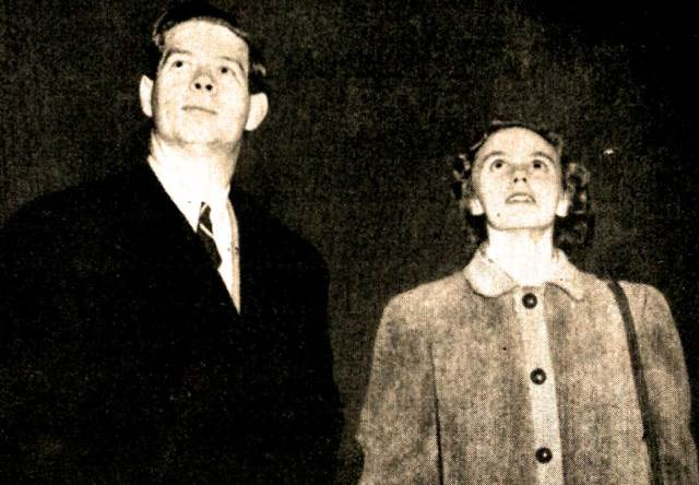 King Michael of Romania (w/Princess Anne). The old Europe was rapidly giving way to the new Europe.