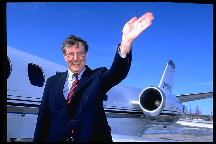 February 29, 1996 Steve Forbes - Campaign '96