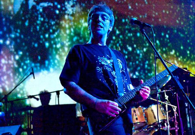Steve Hillage with The Orb