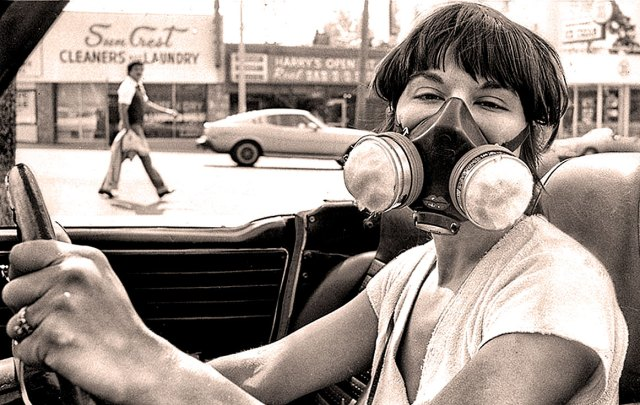 L.A. and Smog in 1970