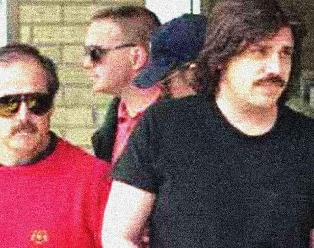 Oklahoma City Bombing Suspect Gary Land