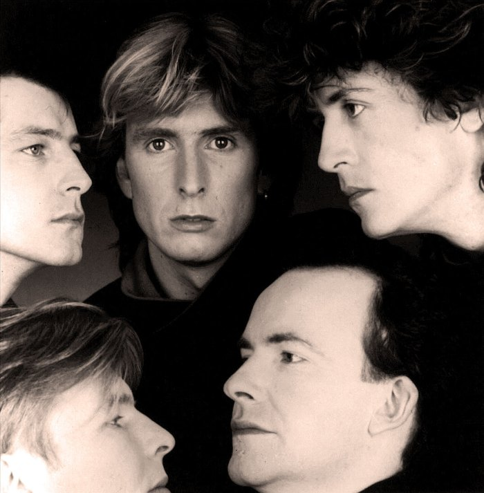The Fixx - one of the early MTV bands