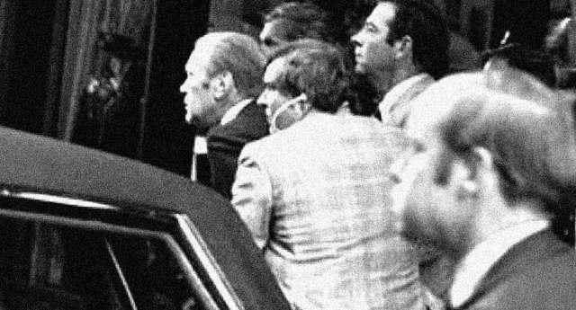 Pres. Ford Assassination Attempt #2