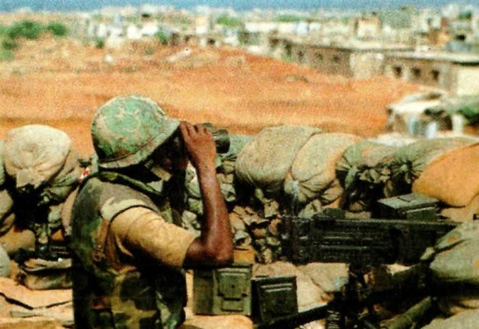U.S. Marines in Beirut