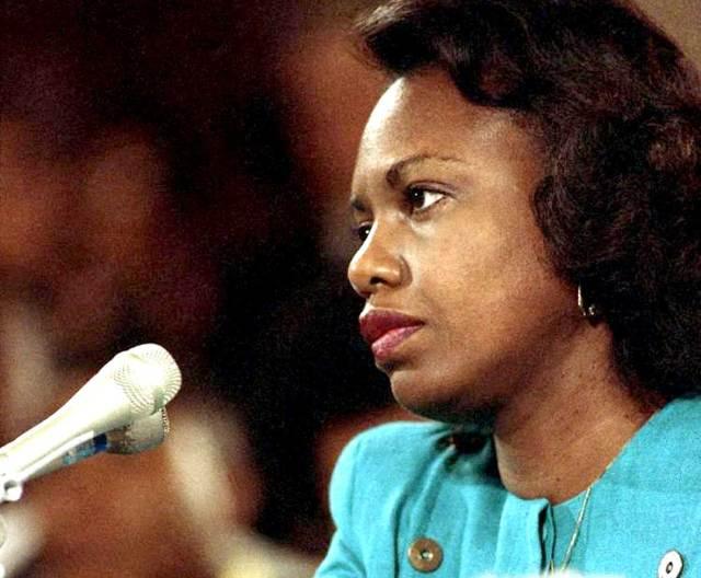 Anita Hill - Clarence Thomas Hearings 1991