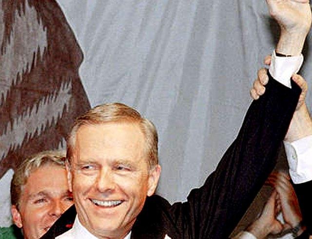 Pete Wilson - election 1990