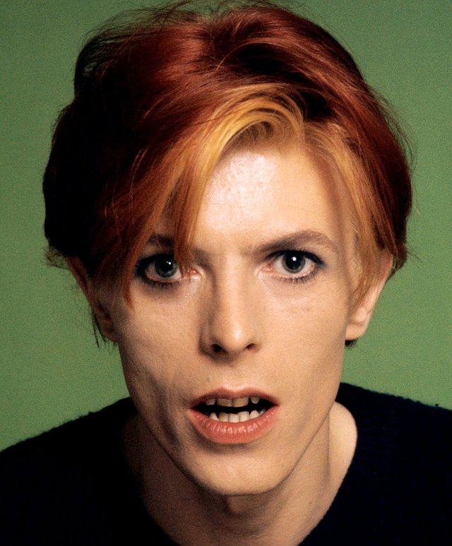 David Bowie (photo: Steve Schapiro)
