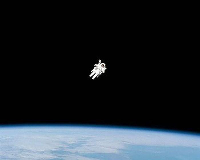 McCandless Spacewalk 1984