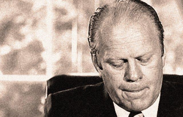 President Ford - Tax Cut address