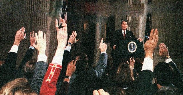 President Reagan Press Conference 1987