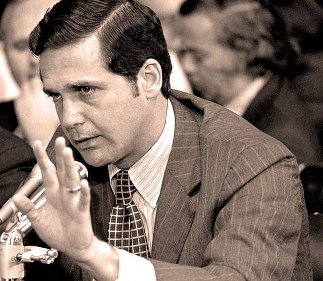Jeb Magruder - Watergate