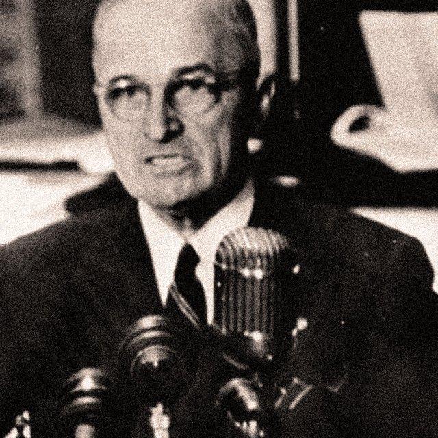 President Truman Vetos Taft-Hartley