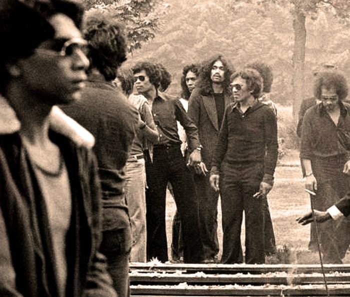 Moluccan Funeral - June 1977