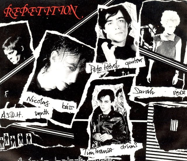Repetition - Peel session 1981