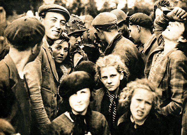 European Displaced and Refugees - 1947