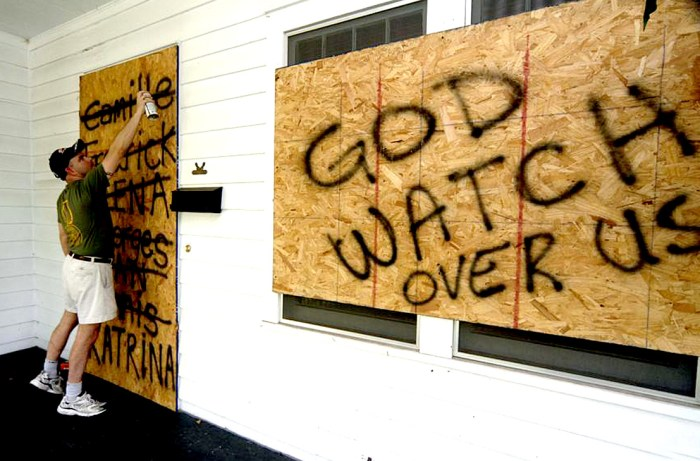 August 28,2005 - Hurricane Katrina