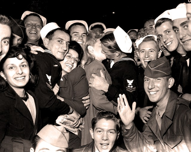 VJ Day Continues