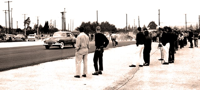 Pomona Fairgrounds Raceway - 1952