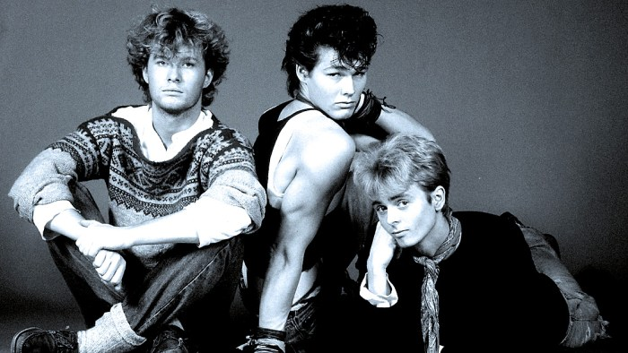 A-Ha In Concert from Rio