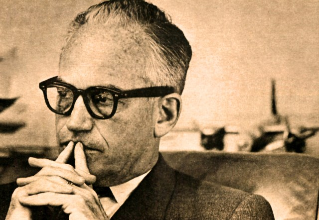 Barry Goldwater in 1964