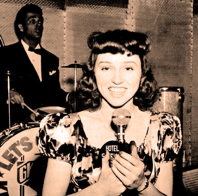 Anita O'Day with Gene Krupa's Orchestra