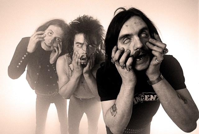 Motorhead in session 1978