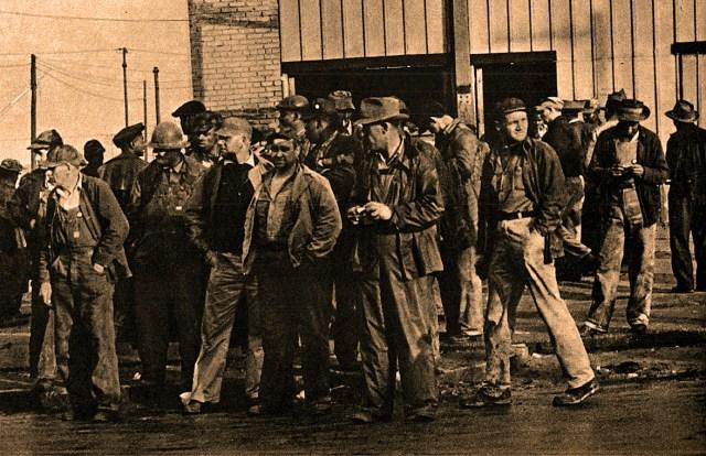 American workers - 1946