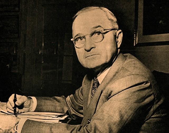 Harry Truman - 1952