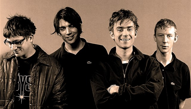 Blur - in concert - Cologne 1991