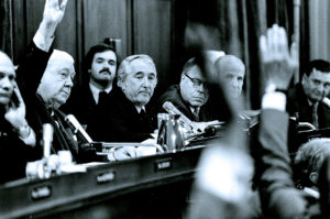 Impeachment Debate - Day 1