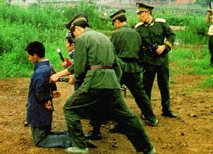 China Dissidents - May 1990