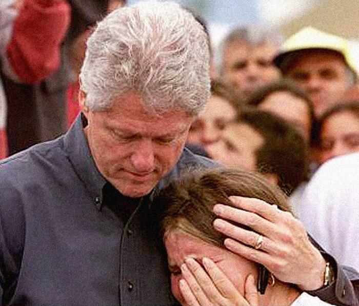 Clinton in Macedonia