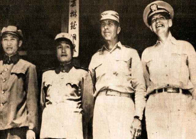 Korean War negotiating team