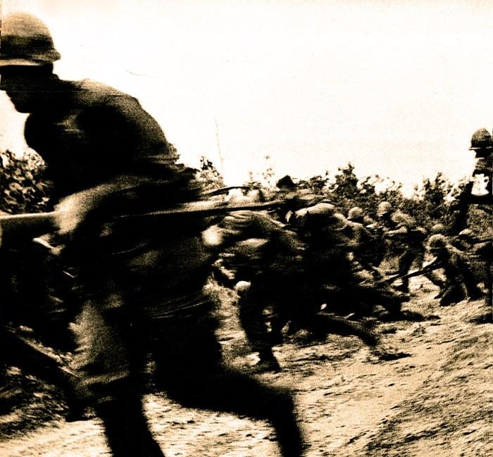 Vietnam patrol - 1967