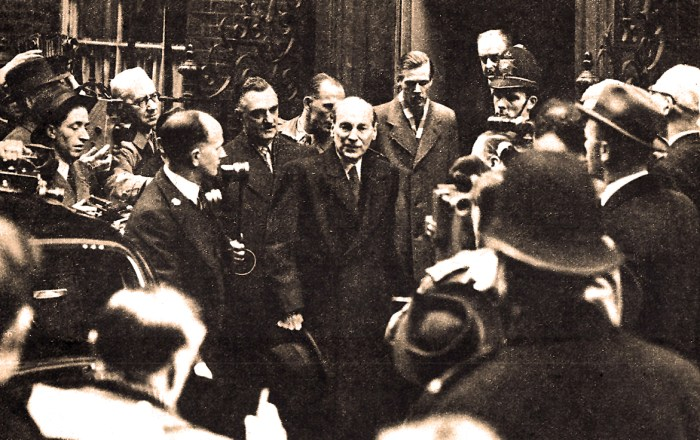 Prime Minister Clement Atlee