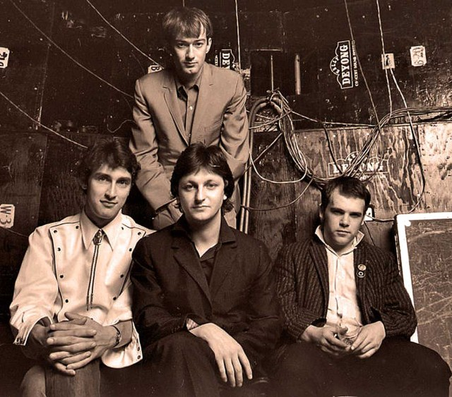 Gang Of Four - in session