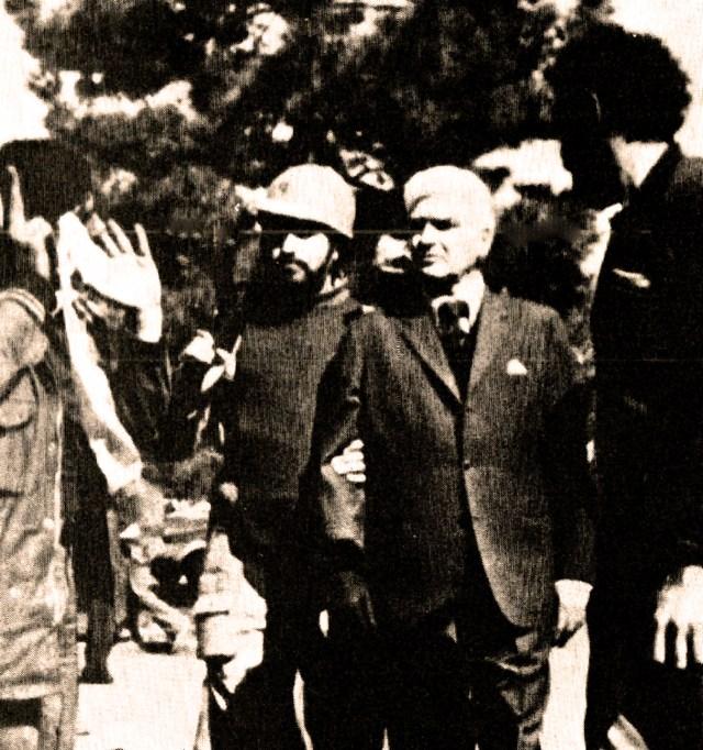 U.S. Ambassador William Sullivan - held by rebels