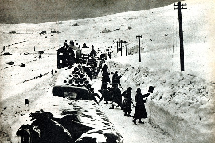 The Blizzard of 1947