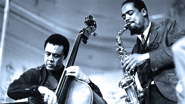 Eric Dolphy and Charles Mingus