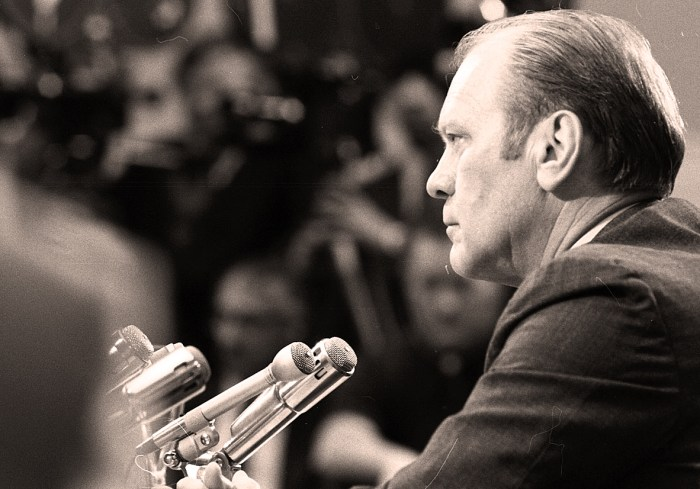 President Ford - Press Conference