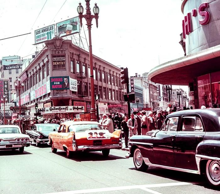 San Francisco - 1963