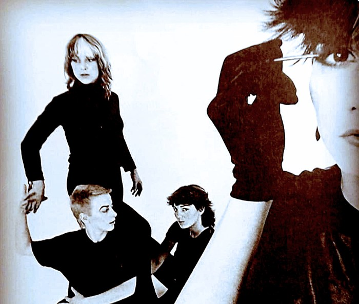 Mo-Dettes  in session for Peel - 1981