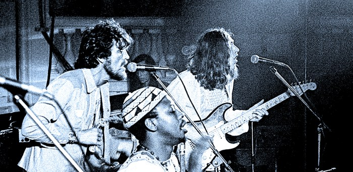 Traffic - in concert from London - 1970